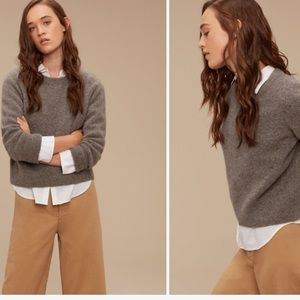 Community Aritzia sweater